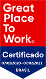 Certificado Great Places to Work