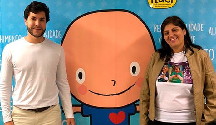 Iniciativas Yssy Apoio ao Hospital do Câncer de São Paulo