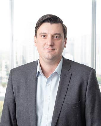 Alexandre Brito   Superintendente de Aplicações e Dados