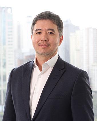 Hiroshi Kanegae Superintendente Comercial | Regional Distrito Federal