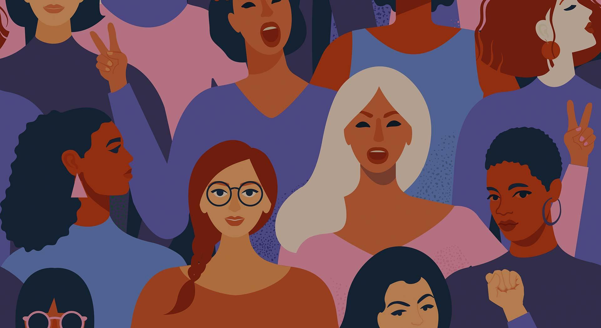 Banner Empoderamento Feminino