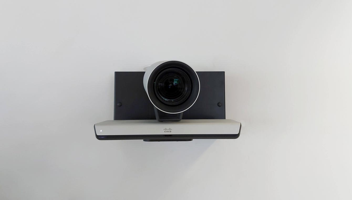 Câmera P60 | Cisco Webex Room Kit Plus
