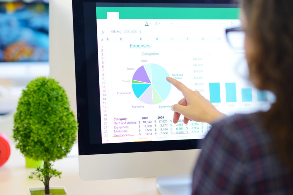 gere relatórios para gestão com business intelligence